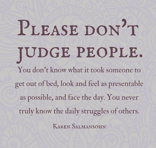 Judging-People-Quotes-Photos